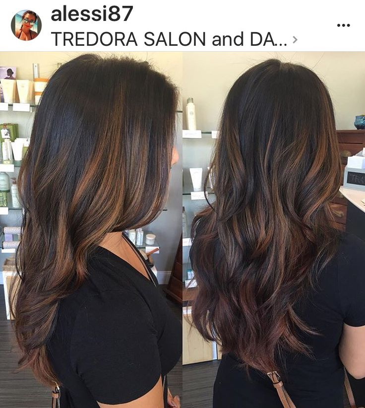 9 Hottest Balayage Hair Highlights Ideas