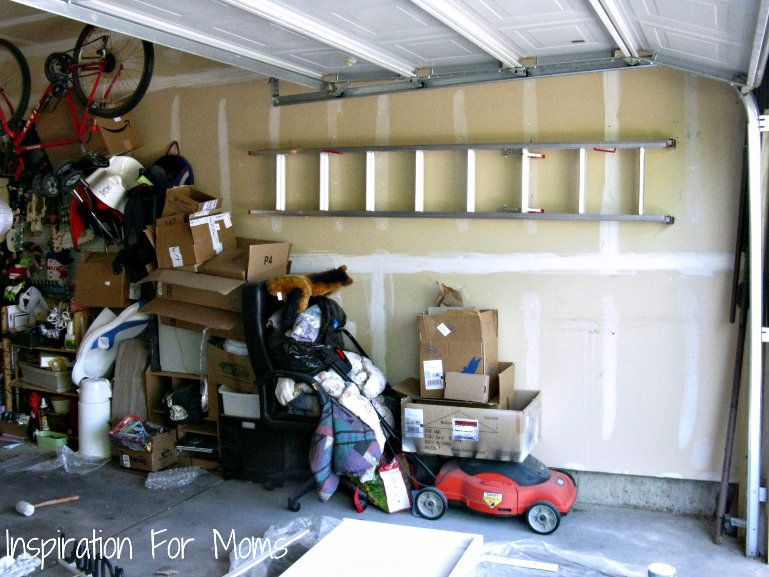 A Garage Clean Out Challenge Count Me In Inspiration