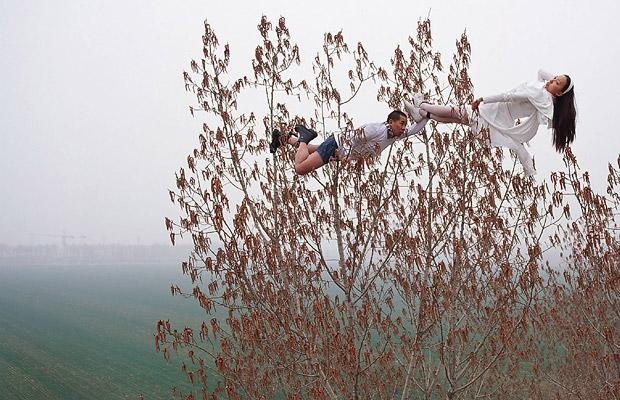 Suspended disbelief: the amazing art of Li Wei