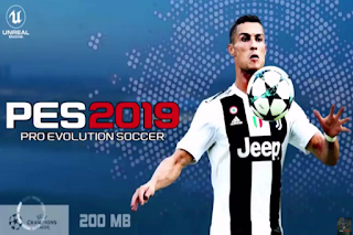 Download PES Super Lite v4 Update 2019 by lds for PPSSPP Android