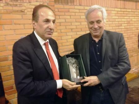 Illan Pappé é homenageado no Brasil