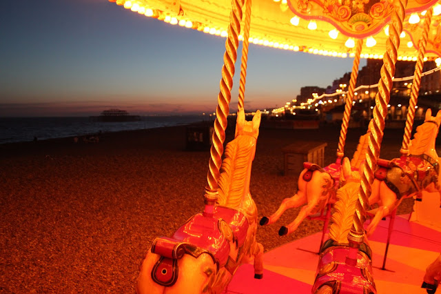 Brighton Beach Carrousel