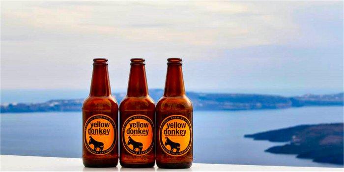 Le birre Santorini Donkey