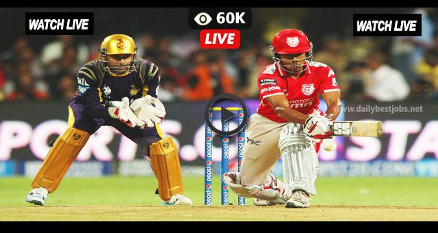 IPL 2018 KXIP vs KKR Live Streaming Online Live Cricket Scores