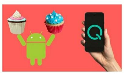 Android q google pixel 3 xl