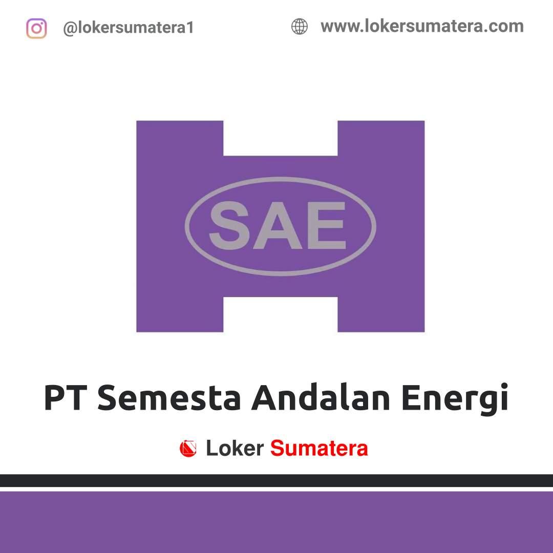 Lowongan Kerja Pekanbaru: PT Semesta Andalan Energi September 2020