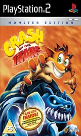 Cottme - Crash Of The Titans [English][PS2DVD]