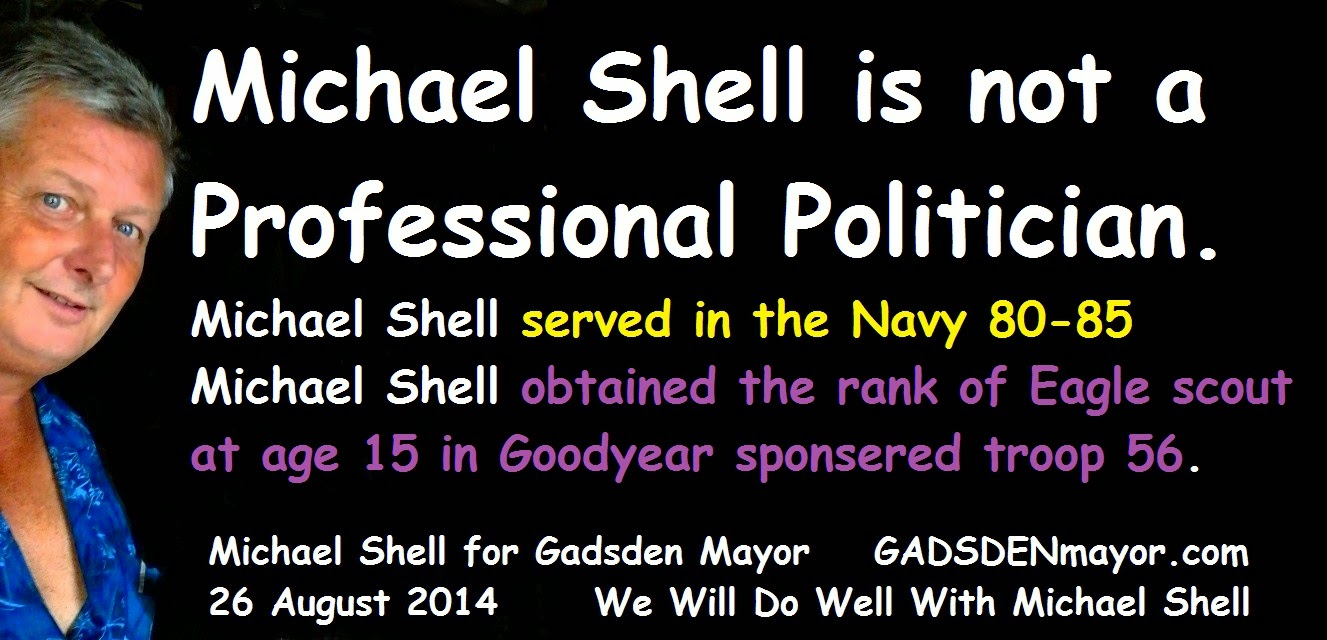We Will Do Well With Michel Shell