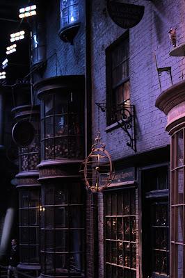 Harry Potter World - Hogwarts - London Warner Brother Studios
