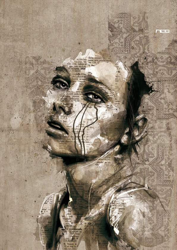 10-Iris-Florian-Nicolle-neo-Portrait-Paintings-focused-on-Expressions-www-designstack-co