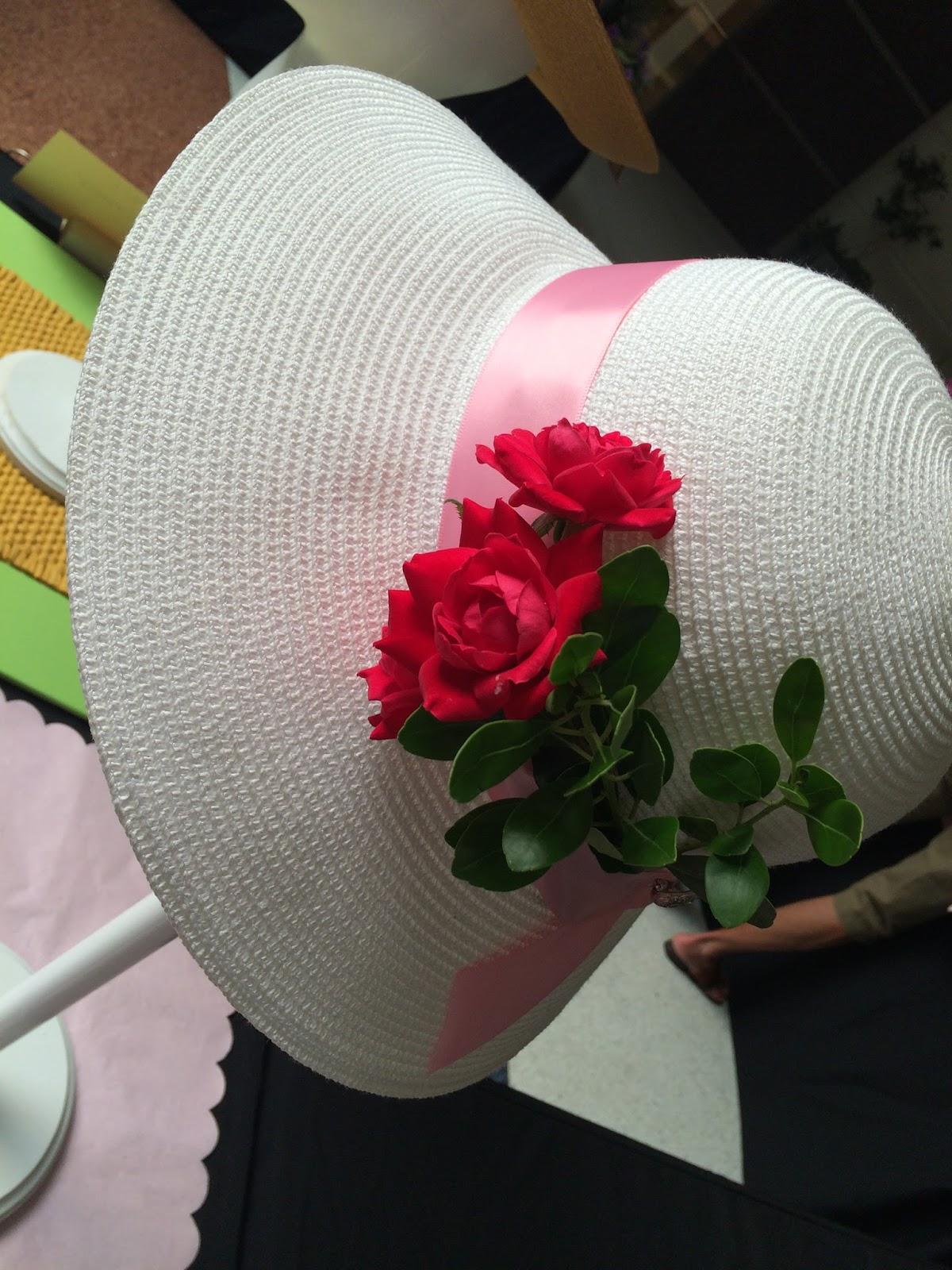 Rosemary S Sampler Flower Show Garden Hats