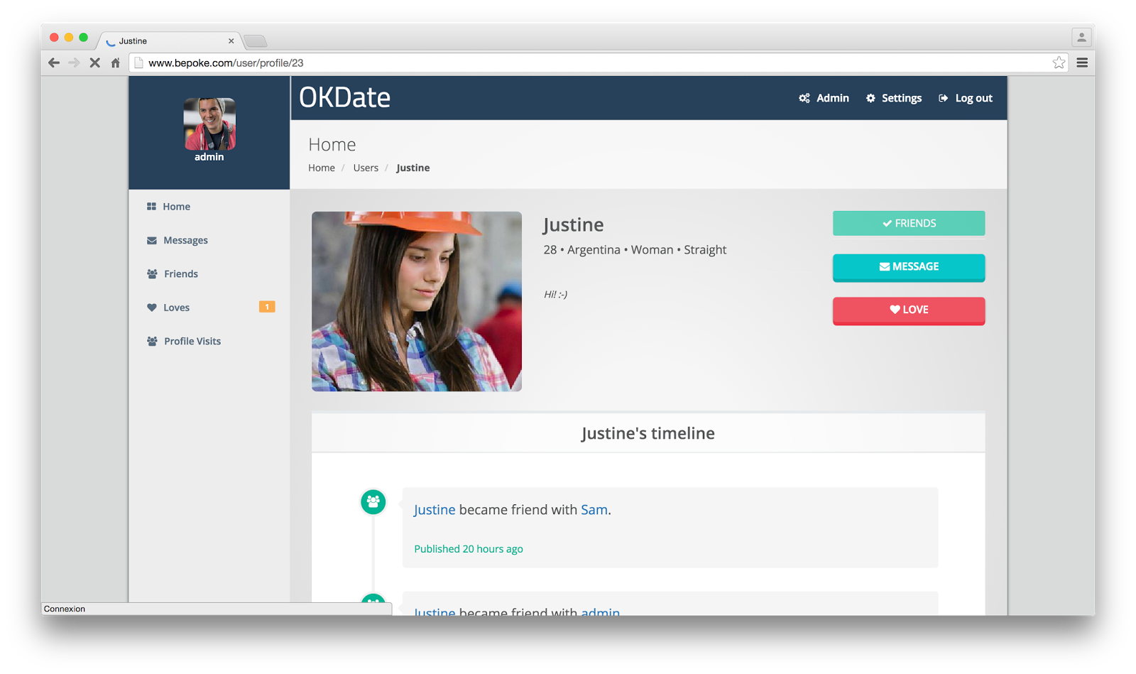 PG dating Pro 2015 nulled