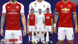 Modpack Y PES 2017 (Kit+Body Model Like PES2018) By PES TANIA
