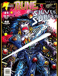Rune/Silver Surfer