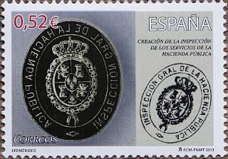 CREACIÓN DE LA INSPECCIÓN DE LOS SERVICIOS DE LA HACIENDA PÚBLICA