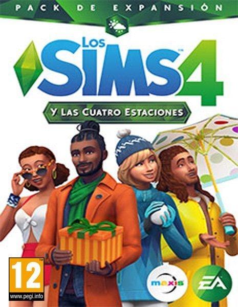 Descargar Los Sims 4 Y Las Cuatro Estaciones ESPAÑOL MEGA