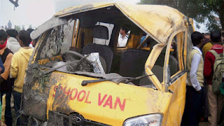 current-on-school-van-two-children-dead