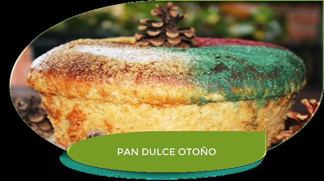 PAN DULCE OTOÃ'O
