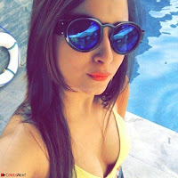 Eshanya Maheshwari Latest Selfies in Bikini ~  Exclusive Galleries 008.jpg