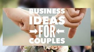 Couple Business Ideas