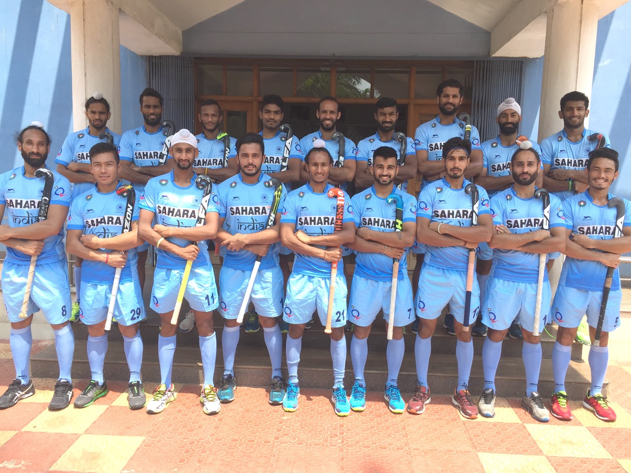 Hockey India Team Manpreet Singh to captain At Hockey World League Semi Final London