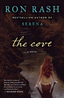 The Cove by Ron Rash book cover