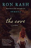 The Cove by Ron Rash book cover and review