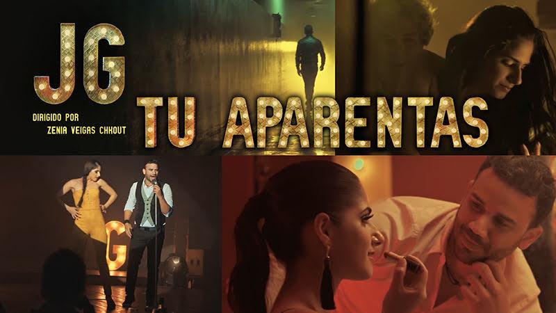 JG Juan Guillermo - ¨Tú aparentas¨ - Videoclip - Dirección: Zenia Veigas Chkout. Portal del Vídeo Clip Cubano