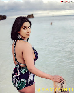Ramya Inti   Beautiful Instagram Model Spicy Pics 108.jpg