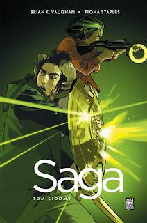 Saga tom 7 okładka