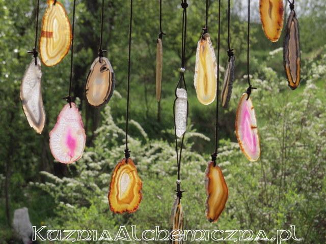 Dzwonki z agatów