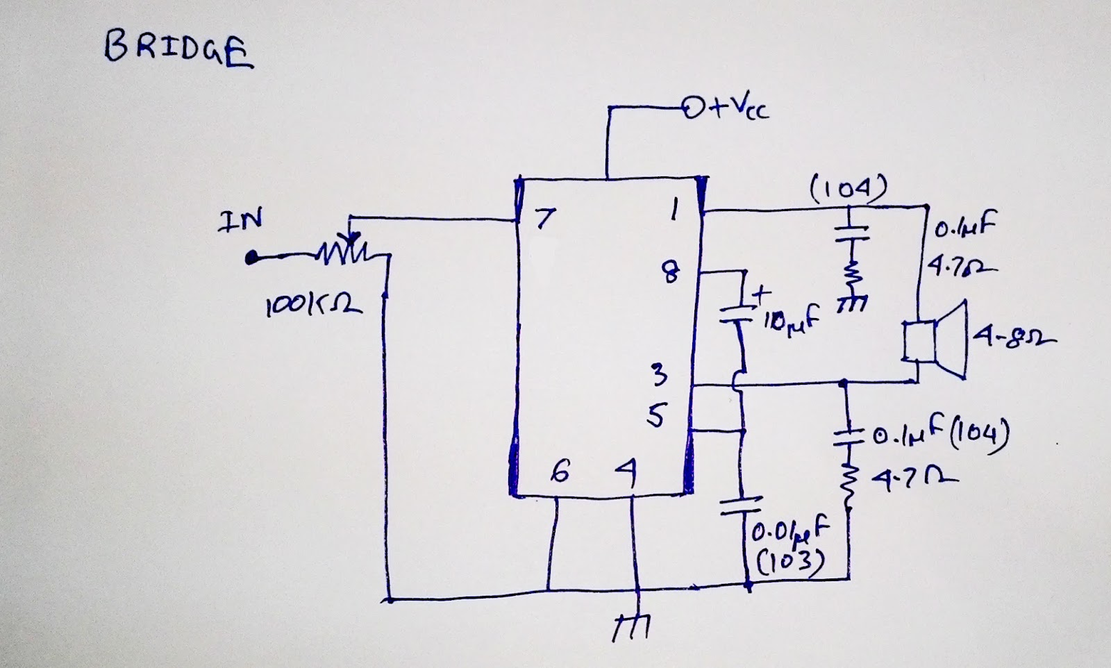 bridging 4 channel amp diagram bmw e30 fuse box scavenger 39s blog headphone amplifier with tda2822