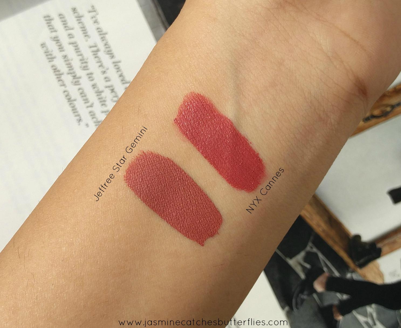 Velour Liquid Lipstick by Jeffree Star #9