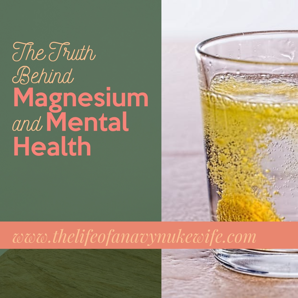 All the questions you have about magnesium and mental health answered here in this post #mentalhealth #wellness #putyourselffirst