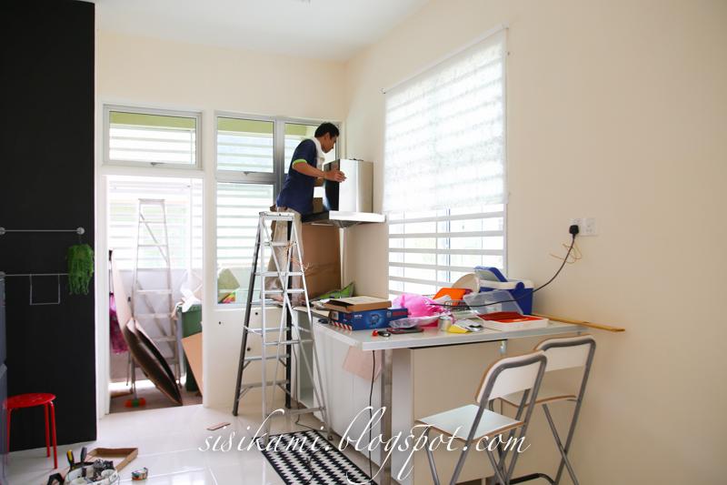 Penuh Bonet Barang Untuk Kitchen Cabinet