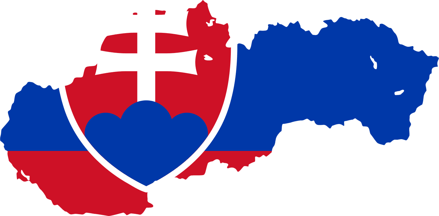 Slovakia Flag 072011» Vector Clip Art - Free Clip Art Images