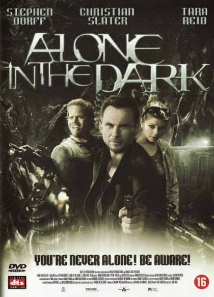 Alone In The Dark 2005 Hindi Dubbed Dual Audio DVDRip 300mb