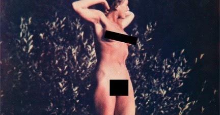 Historia De Una Imagen Eva Braun Al Desnudo El Cajón De Grisom