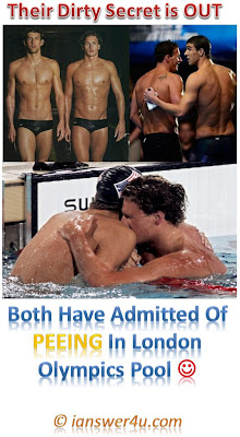 Michael Phelps and Ryan Lochte Rivalry, London 2012 Olympics Games