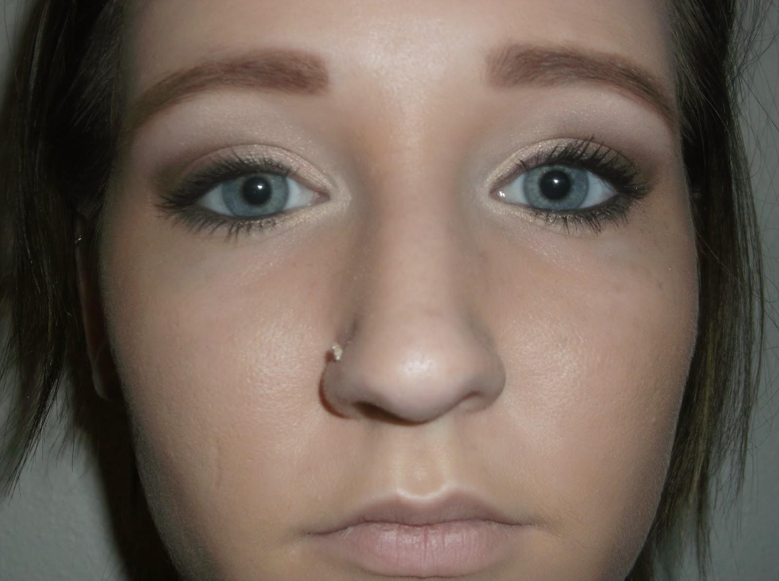 Eat Sleep Makeup Neutral Eye With Olive Green Tutorial