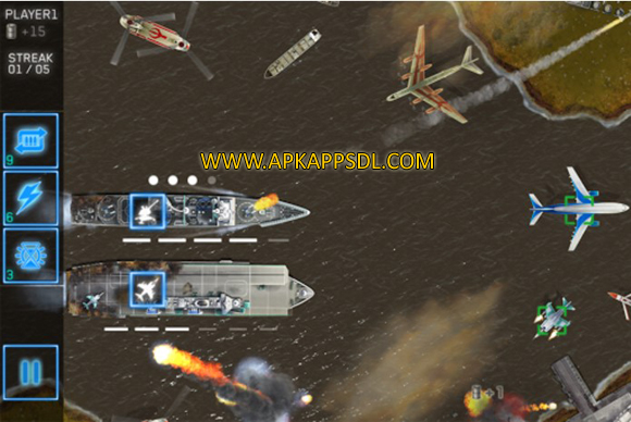 Battleship Game Mod Apk « Join the Best Modern Warships Games