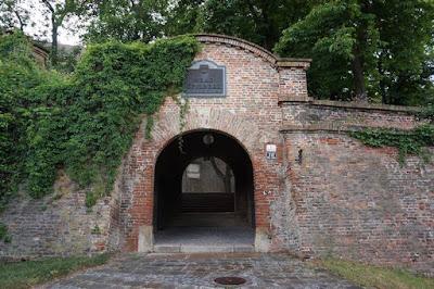 puerta fortaleza de Spilberk