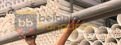Pabrik Pipa PVC Produksi Berbagai Macam Merk Pipa PVC