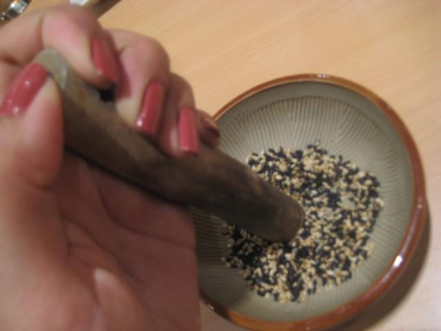 yabu house of katsu -sesame
