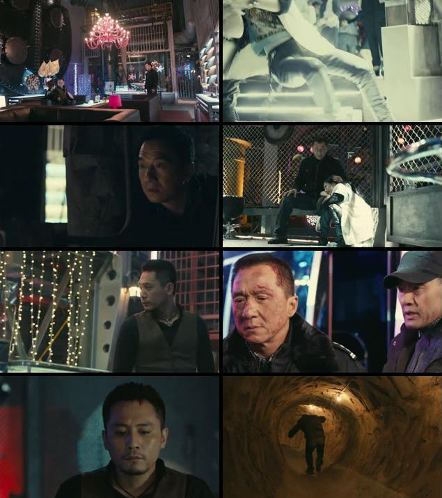 Police Story 2013 Dual Audio Hindi 480p BRRip