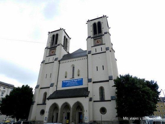 Iglesia de St. Andrés, Salzburgo, Austria