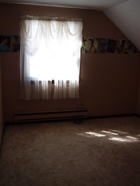 Graceland: Bedrooms, Before & After