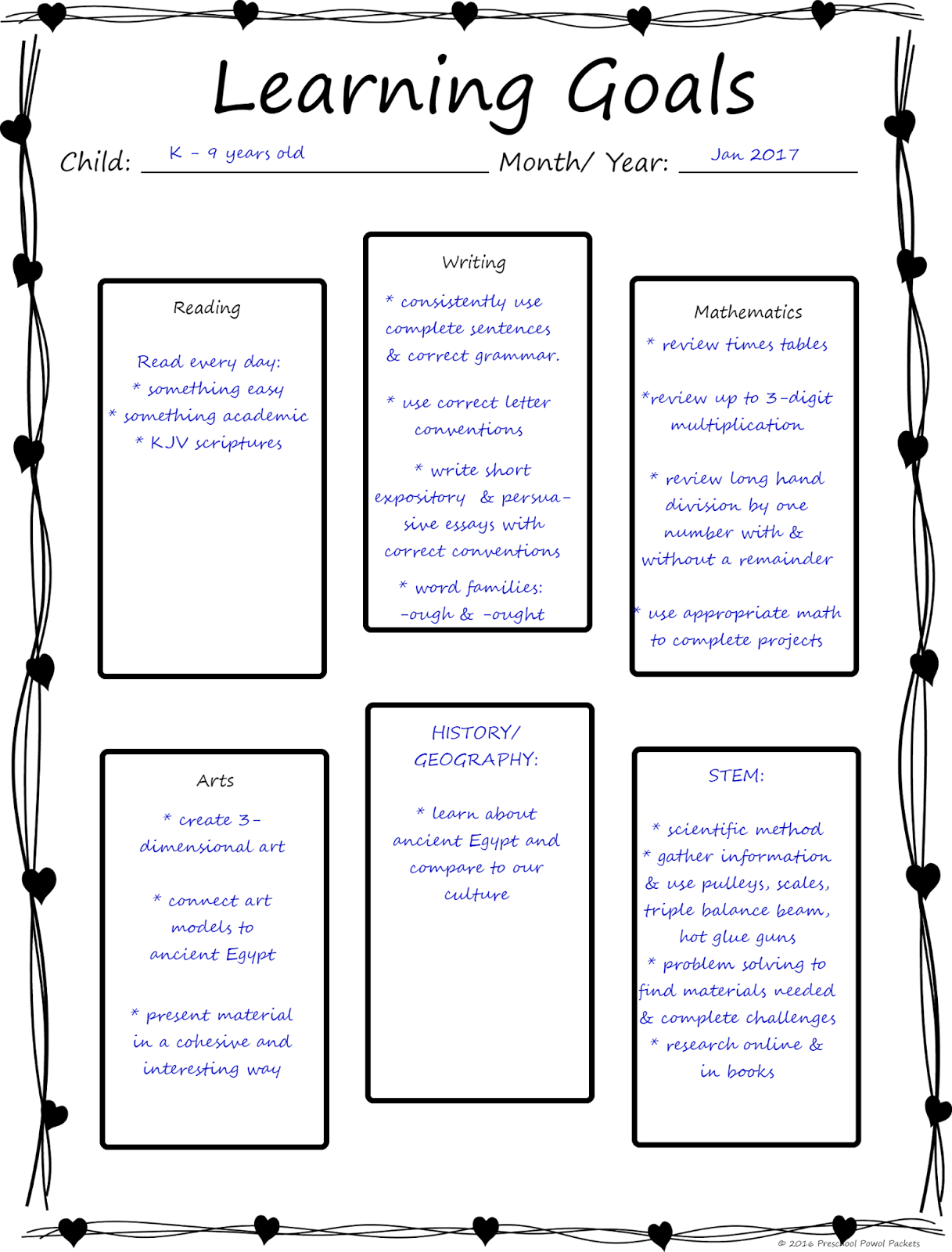 How To Design A Stem Homeschool Curriculum