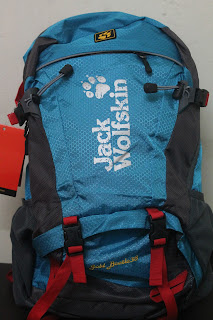 Travel Bag - JACKWOLFSKIN BEETLE 38