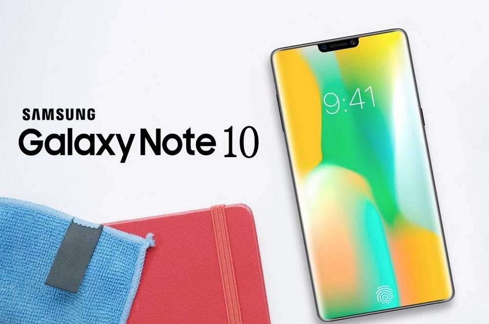 Samsung Galaxy Note 10 Akan Hadir dengan 4 Versi?